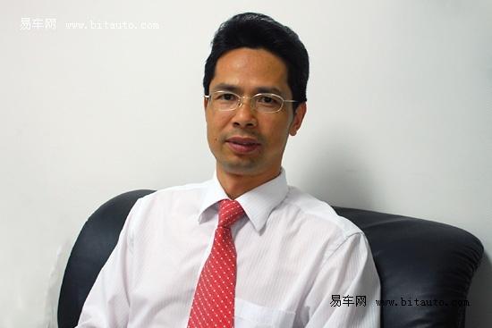 易车网专访广汽本田安信店总经理何正良