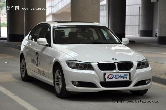 BMW3系首付仅需20%  赠2年或10万公里保养