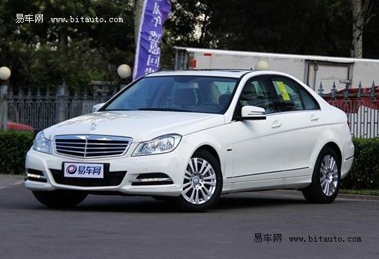 北京奔驰C级呼和浩特新车到店 接受预订