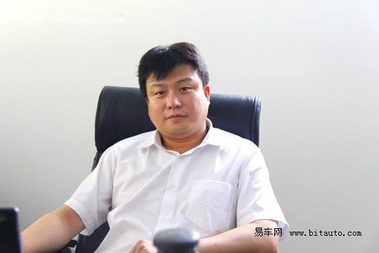 易车网专访广汽长瑞4S店总经理姜涛