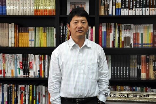 搭建爱心桥梁 专访天津天宝总经理李万军
