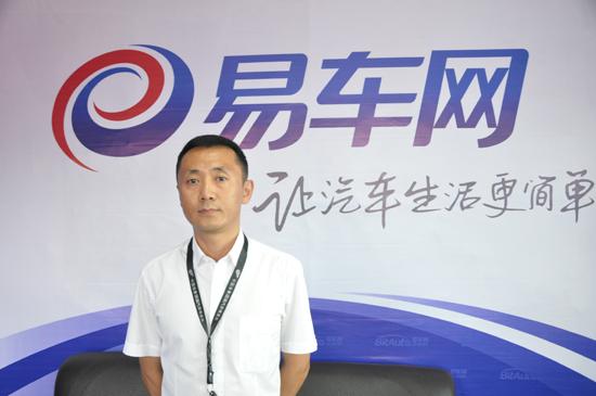 易车网专访长春市慧通副总经理董凯