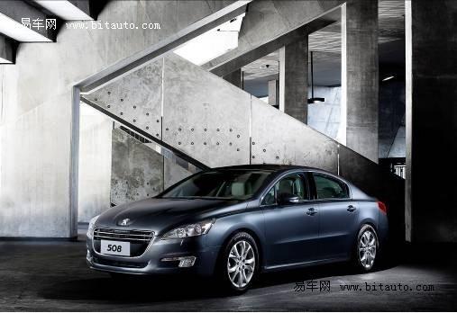 用技术诠释品位  最舒适B级车东风标致508