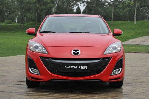Mazda 3星骋动力:变速箱升级 操控优秀