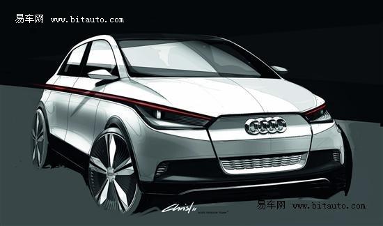 全新奥迪A2概念车将在法兰克福车展首发