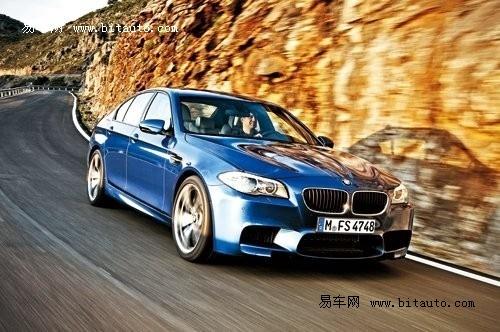 龙岩中宝:全新BMWM5即将登场 即刻预订