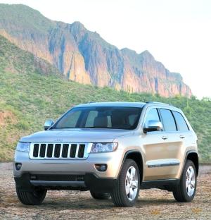 jeep新款大切诺基高清图片