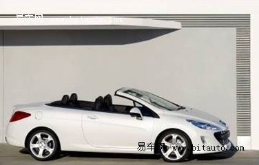 标致308cc mt启售 2010款207cc 23.58万起 高清图片
