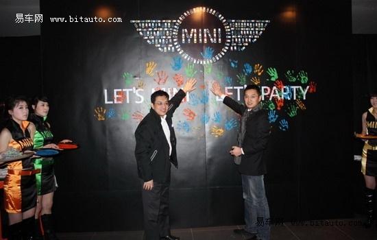 在开业庆典的当天,   沈阳   华宝mini展厅将展出一辆mini 高清图片