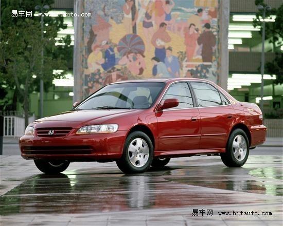 【2001款美规本田雅阁】-本田召回八十二万辆车 安全气囊存有隐患高清图片