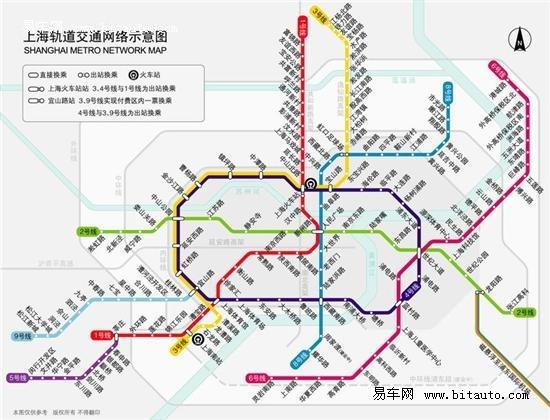 1号地铁换乘2号线地铁_地铁8线换乘4号线_上海地铁13号线换乘站