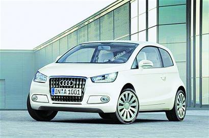 第二代奥迪A2将于2012年正式推出