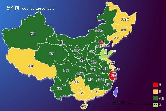 2月睿翼上牌量点评 东北与沿海地区表现好高清图片
