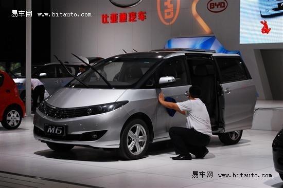 2010南京国际车展再次探馆 新车豪车亮相 高清图片