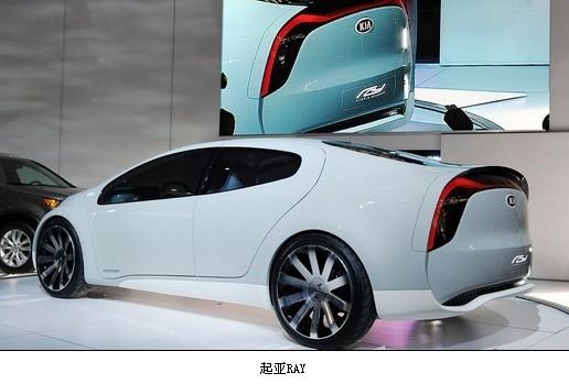 比亚迪电动汽车透视结构图