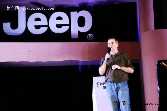 标志着jeep品牌全新产品计划的正式实施.jeep品牌是克莱斯勒高清图片