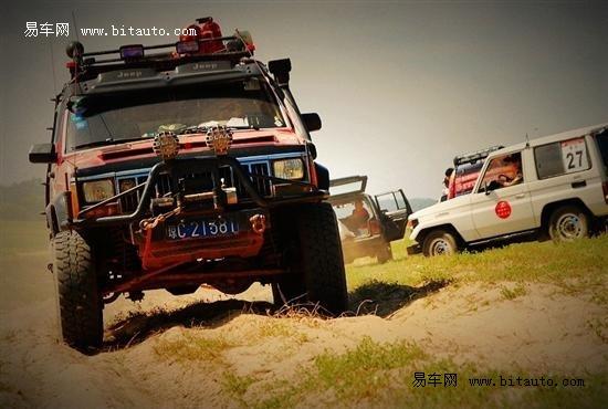 2010第四届国际旅游岛丛林驱动越野汽车场地挑战赛即将开赛图片