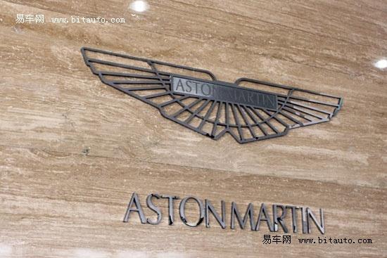 马丁汽车标志】 阿斯顿•马丁汽车标志为一只展翅飞翔的高清图片
