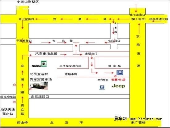 北京安源汽车jeep指南者春季赏车试驾会高清图片