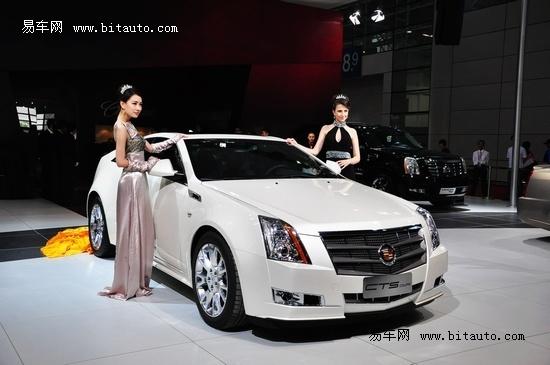 凯迪拉克cts coupe有现车高清图片
