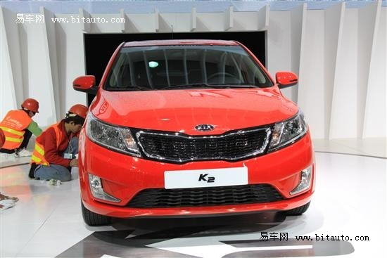 2012 Kia Rio Sedan (K2 in China) - Kia Forte Forum : Sedan ...: http://www.forteforums.com/forums/forte-forums-lounge/6149-2012-kia-rio-sedan-k2-china.html