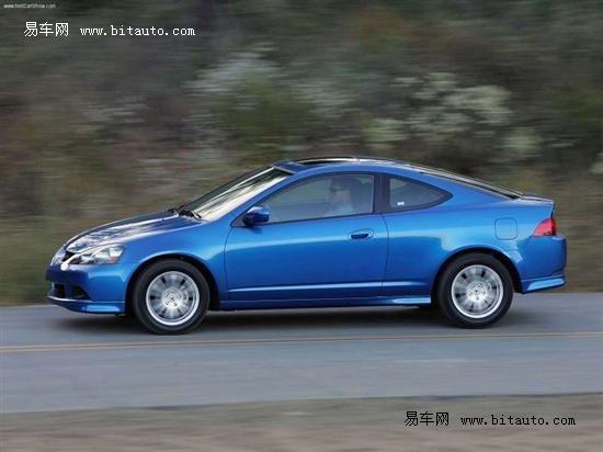 讴歌计划推出全新一代rsx双门跑车高清图片