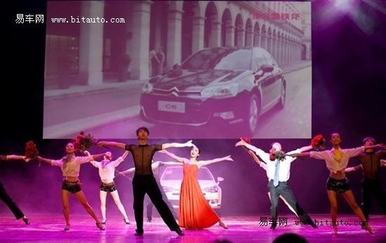 中国首部第六感心灵舞剧