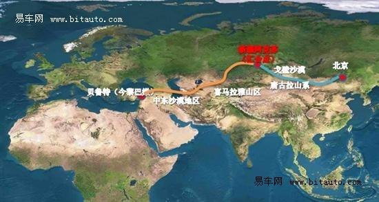 雪铁龙老爷车实拍 横跨欧亚大陆的铁骑图片