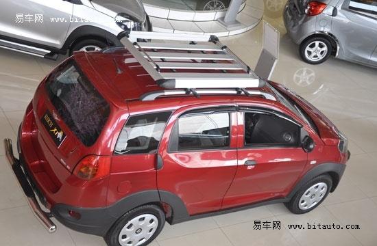 瑞麒x1改装车呼市泰麟现车销售 贷款优惠高清图片