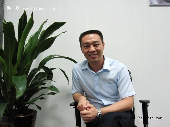打造阳光品牌 专访深保利副总经理王雪飞