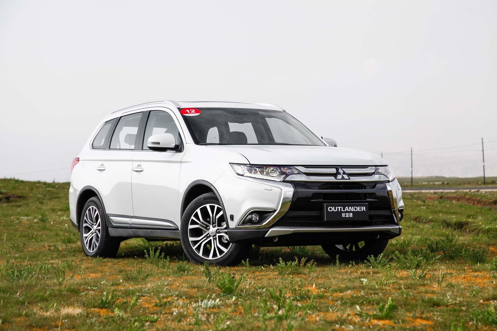 广汽三菱欧蓝德8月26日预售 看齐进口车型
