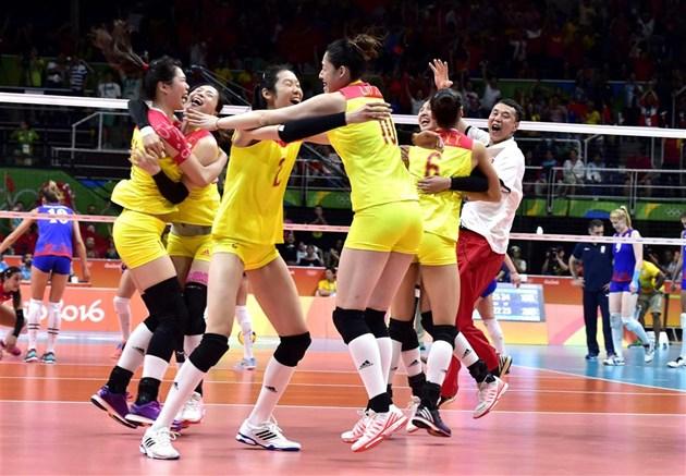 中国国家女子排球队