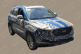 曝奔腾X40最新谍照 小型SUV/2017年上市