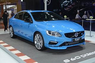 S60/V60 Polestar图解 沃尔沃也有性能车