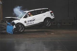 C-NCAP最新结果出炉 四款五星都有谁?