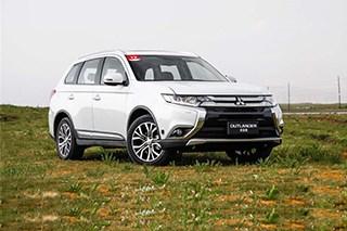广汽三菱欧蓝德9月24日上市 预售16万元起