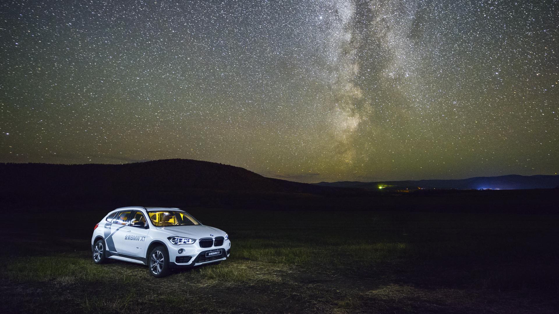 宝马X1北境之旅 追求最美景色/星空的旅程