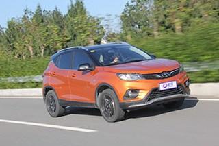 试驾东南DX3小型SUV 产品竞争力十足