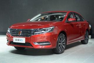 荣威i6/ei6正式发布 紧凑级汽油/插电混动