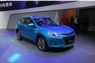 2017款优6 SUV上市 售11.98万-20.08万元