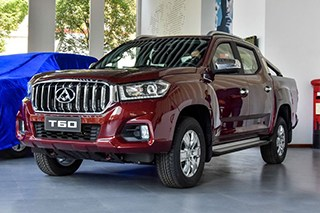 上汽大通T60正式上市 售9.98万-19.98万元