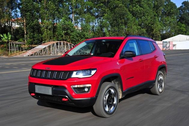 20万元SUV新选择 试驾Jeep全新指南者