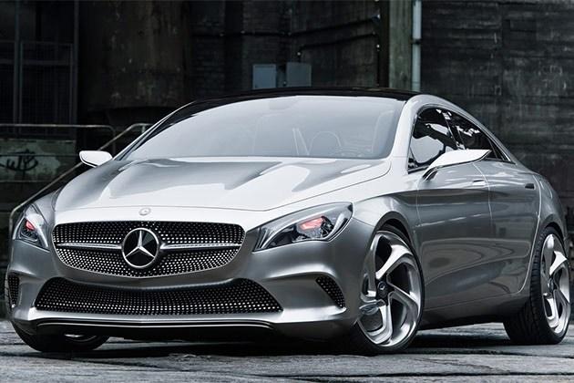 奔驰将推出A级三厢版 对手直指A3和1系