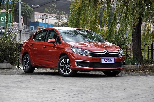 全新C4L养车每公里约0.82元 低油耗是亮点