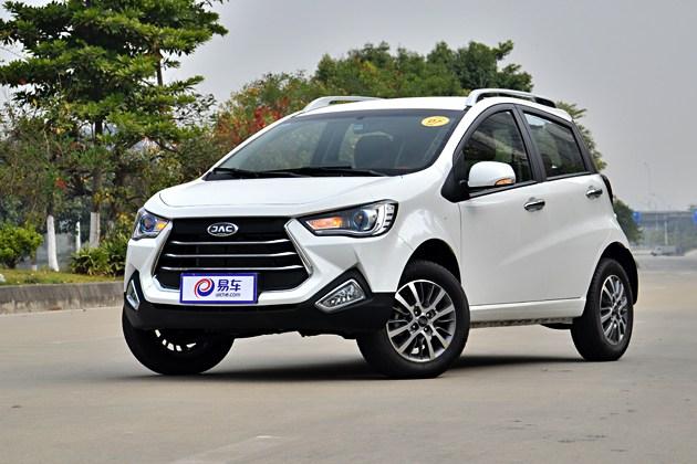 5万元小型SUV新选择 实拍江淮瑞风S2 mini