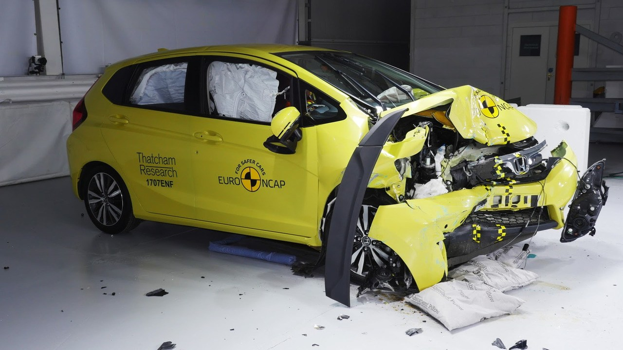 Euro NCAP迎来20周年 累计测试车辆1800台