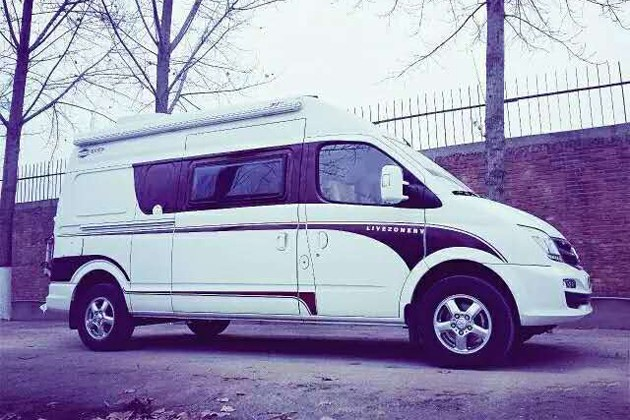 览众B5房车2月14日上市 基于大通V80底盘