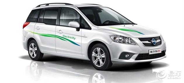 2017年海马新能源汽车再起新征途高清图片