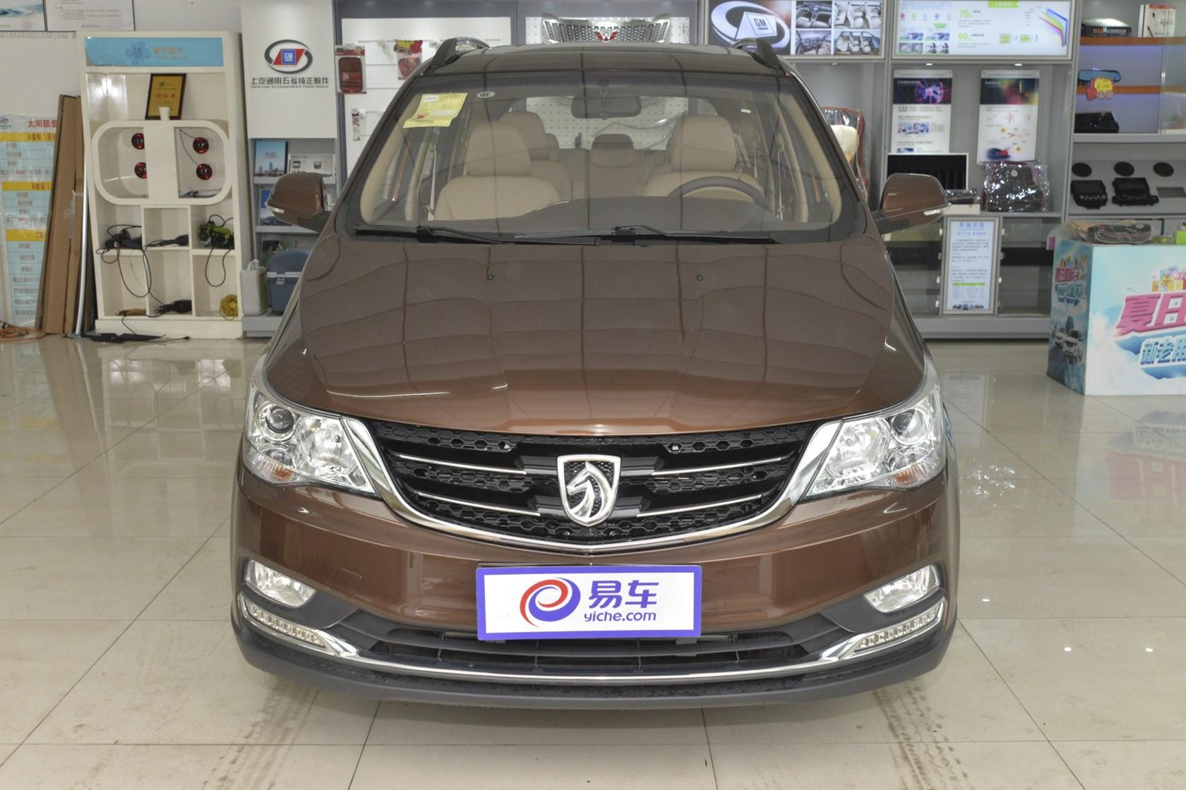 宝骏730经典款AMT车型官降 降幅6000元