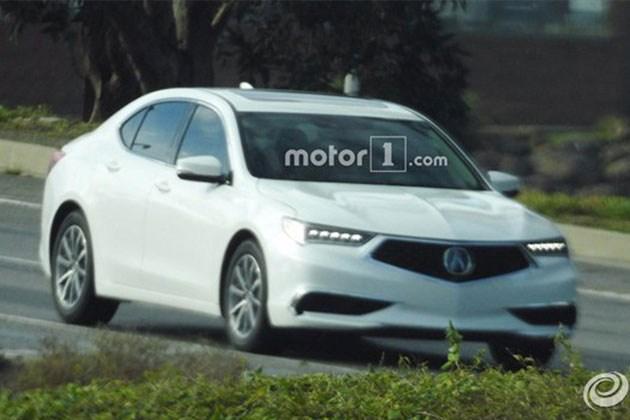 国产讴歌TLX将于上海车展亮相 或将定价30万元以内